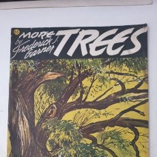 Libros de segunda mano: MORE TREES FREDERICK J. GARNER (WALTER FOSTER HOW TO DRAW )– ILLUSTRATED, 1970 . Lote 178161679
