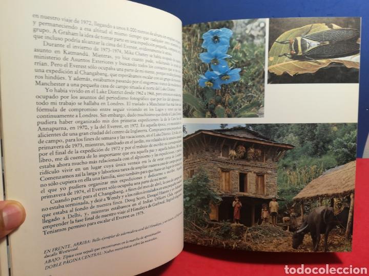 Libros de segunda mano: Everest, supremo desafío / Chris Bonington /Martínez Roca, 1984 - Foto 10 - 178241930