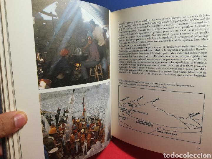 Libros de segunda mano: Everest, supremo desafío / Chris Bonington /Martínez Roca, 1984 - Foto 11 - 178241930