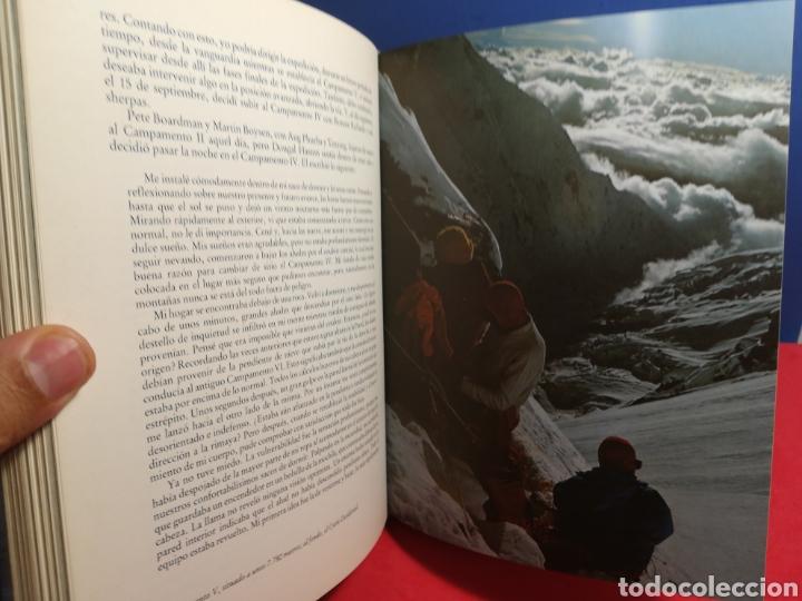 Libros de segunda mano: Everest, supremo desafío / Chris Bonington /Martínez Roca, 1984 - Foto 12 - 178241930
