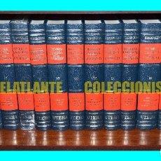 Libros de segunda mano: HISTORIA UNIVERSAL DE LA LITERATURA - SANTIAGO PRAMPOLINI - UTEHA - 1958 - XIII TOMOS - EXCELENTE. Lote 178057284