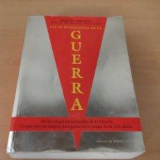 Libros de segunda mano: LAS 33 ESTRATEGIAS DE LA GUERRA. ROBERT GREENE. Lote 178323415