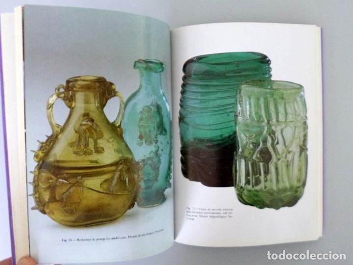Libros de segunda mano: Mª LUISA GONZALEZ PENA // VIDRIOS ESPAÑOLES // 1984 // COLECCIÓN ARTES DEL TIEMPO Y DEL ESPACIO - Foto 3 - 178339921