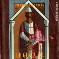 Libros de segunda mano: PILAR DE LUSARRETA : LA GESTA DE ROGER DE FLOR (ESTUDIOS HISPÁNICOS, BUENOS AIRES, 1945). Lote 178371728