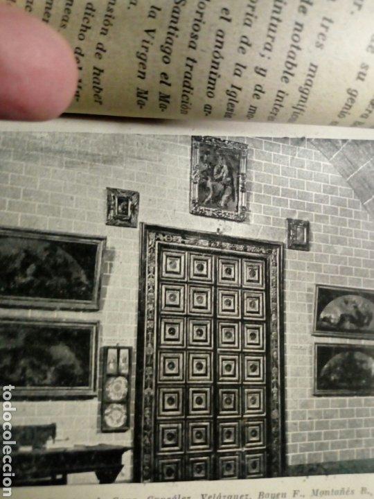 Libros de segunda mano: Libro del museo de tapices del cabildo metropolitano -zaragoza 1940 - Foto 2 - 178615297