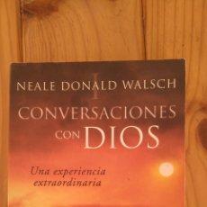 Libros de segunda mano: CONVERSACIONES CON DIOS. Lote 178651237