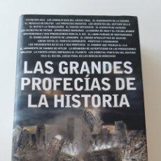 Libros de segunda mano: LAS GRANDES PROFECÍAS DE LA HISTORIA. CÍRCULO DE LECTORES. CANAL HISTORIA. 2011. Lote 178682251