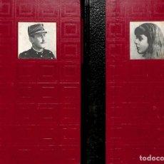 Libros de segunda mano: LOS GRANDES ENIGMAS DE LA BELLA ÉPOCA TOMOS I-II - BERNARD MICHAL - NORAY - LOS GRANDES ENIGMAS HIST. Lote 178692187