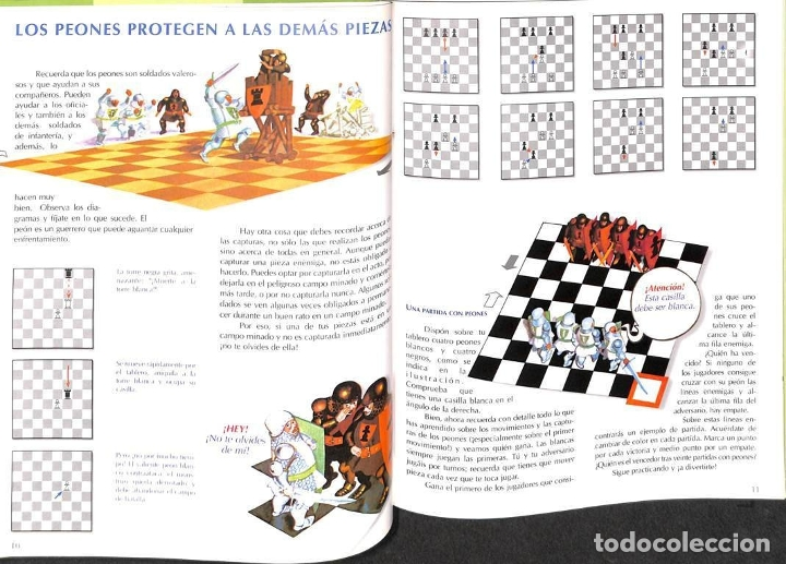 Libros de segunda mano: Ajedrez Para Niños - W. T. Mcleod & R. Mongredien - Idea Books - Foto 2 - 178698220