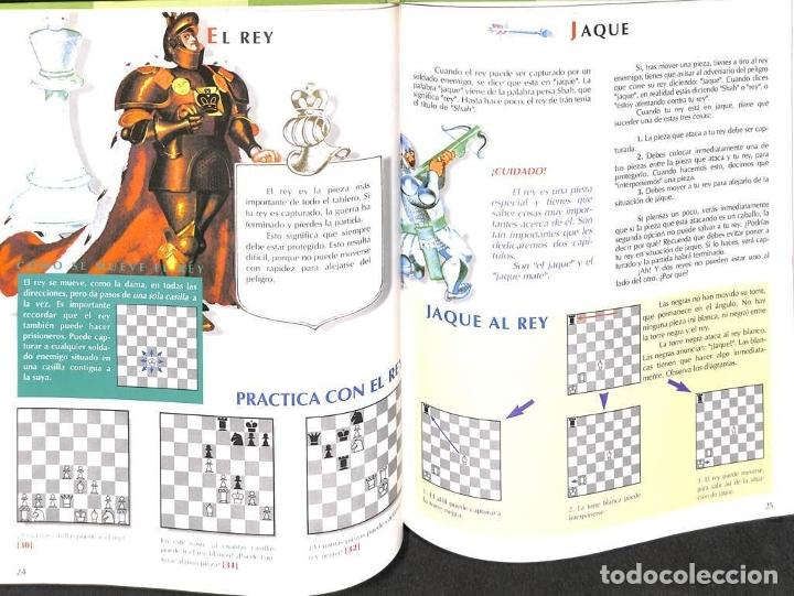 Libros de segunda mano: Ajedrez Para Niños - W. T. Mcleod & R. Mongredien - Idea Books - Foto 3 - 178698220