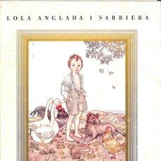 Libros de segunda mano: EN PERET - LOLA ANGLADA SARRIERA - PROA / COLUMNA. Lote 178703830