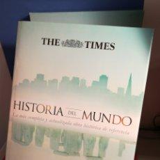 Livres d'occasion: HISTORIA DEL MUNDO / THE TIMES / EDICIÓN ACTUALIZADA DE RICHARD OVERY / ESFERA, 2006. Lote 178731768