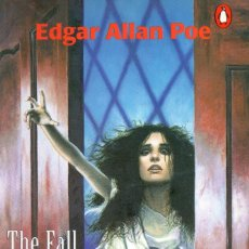 Libros de segunda mano: EDGAR A.POE ; ADRIAN KELLY, THE FALL OF THE HOUSE USHER. Lote 178739085