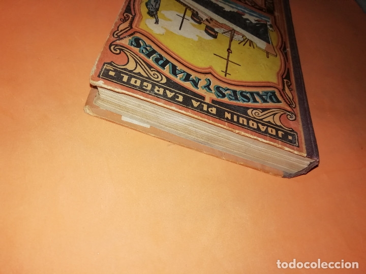 Libros de segunda mano: PAISES Y MARES. JOAQUIN PLA CARGOL. TERCER MANUSCRITO. 1931. EDICION DE 1948. - Foto 5 - 178751266