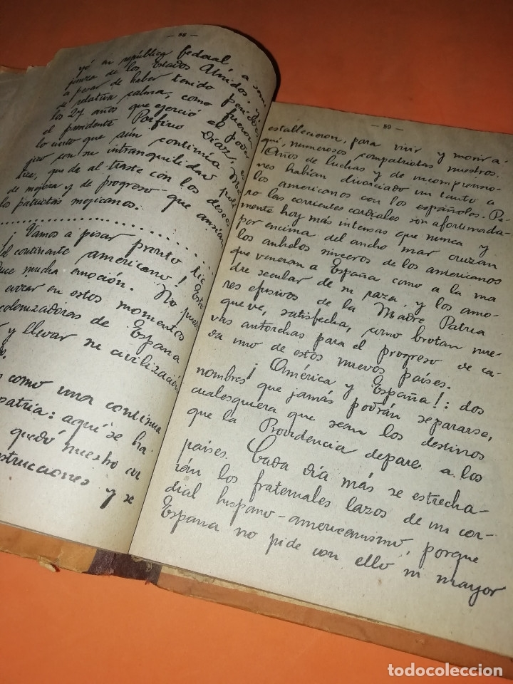 Libros de segunda mano: PAISES Y MARES. JOAQUIN PLA CARGOL. TERCER MANUSCRITO. 1931. EDICION DE 1948. - Foto 7 - 178751266