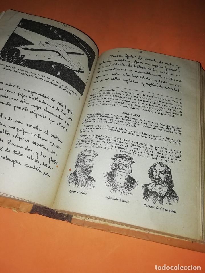 Libros de segunda mano: PAISES Y MARES. JOAQUIN PLA CARGOL. TERCER MANUSCRITO. 1931. EDICION DE 1948. - Foto 8 - 178751266