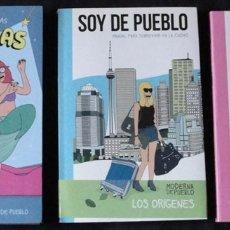 Libros de segunda mano: MODERNA DE PUEBLO LOTE 3 LIBROS - ED. ZENTH Y LUMEN -. Lote 178809561