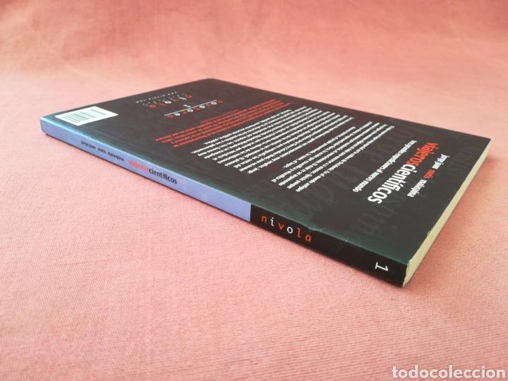 Libros de segunda mano: VIAJEROS CIENTÍFICOS - TRES GRANDES EXPEDICIONES AL NUEVO MUNDO - JUAN PIMENTEL - Foto 2 - 178831225