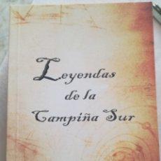 Libros de segunda mano: LEYENDAS DE LA CAMPIÑA SUR.. Lote 178852998