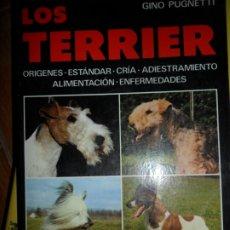 Libros de segunda mano: LOS TERRIER, GINO PUGNETTI, ED. DE VECCHI. Lote 178853380