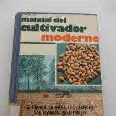Libros de segunda mano: MANUAL DEL CULTIVADOR MODERNO VECHI. Lote 178854891