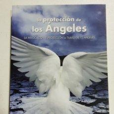 Libros de segunda mano: LA PROTECCION DE LOS ANGELES - INVOCACION PROTECCION ATRAVES 72 ANGELES - TDK75. Lote 178906270