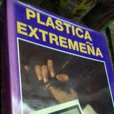 Libros de segunda mano: PLASTICA EXTREMEÑA. 1990. TAPA DURA. 485 PAG.. Lote 178954465