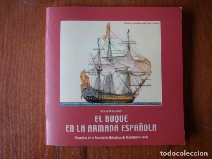 EL BUQUE EN LA ARMADA ESPAÑOLA (Libros de Segunda Mano - Ciencias, Manuales y Oficios - Otros)