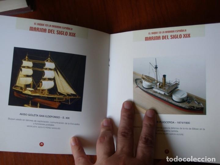 Libros de segunda mano: EL BUQUE EN LA ARMADA ESPAÑOLA - Foto 4 - 178959987