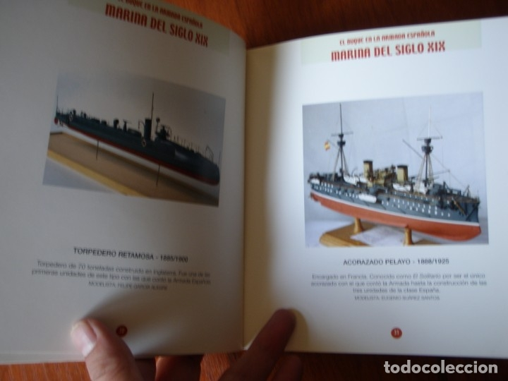 Libros de segunda mano: EL BUQUE EN LA ARMADA ESPAÑOLA - Foto 5 - 178959987
