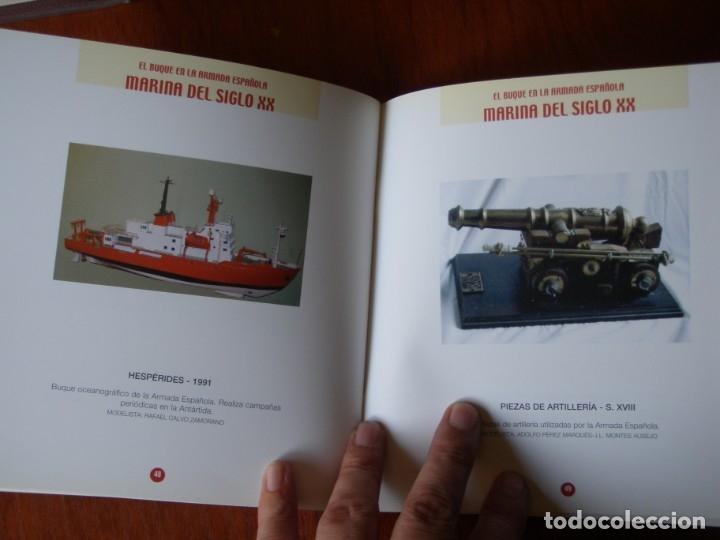 Libros de segunda mano: EL BUQUE EN LA ARMADA ESPAÑOLA - Foto 6 - 178959987