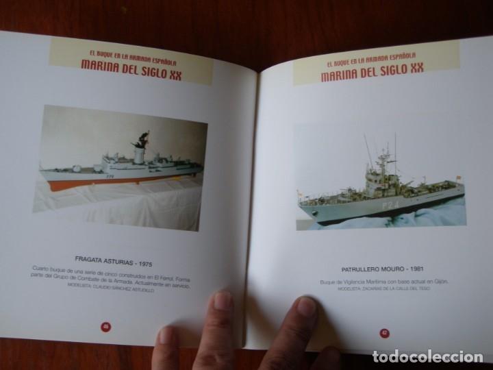 Libros de segunda mano: EL BUQUE EN LA ARMADA ESPAÑOLA - Foto 7 - 178959987