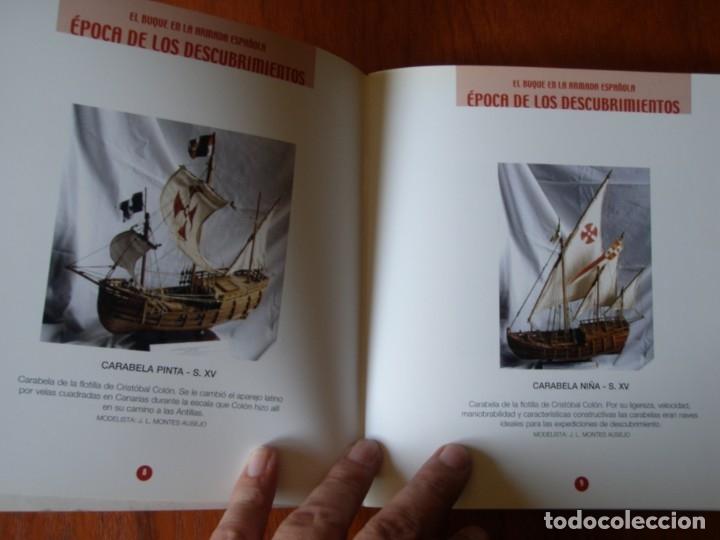 Libros de segunda mano: EL BUQUE EN LA ARMADA ESPAÑOLA - Foto 8 - 178959987