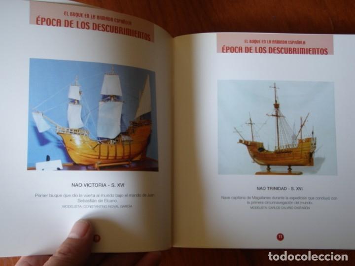 Libros de segunda mano: EL BUQUE EN LA ARMADA ESPAÑOLA - Foto 9 - 178959987