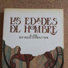 Libros de segunda mano: LAS EDADES DEL HOMBRE. EL ARTE EN LA IGLESIA DE CASTILLA Y LEÓN. . Lote 178960806
