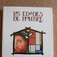 Libros de segunda mano: LAS EDADES DEL HOMBRE. EL CONTRAPUNTO Y SU MORADA. SALAMANCA, FUNDACIÓN LAS EDADES DEL HOMBRE, 1993.. Lote 178960906