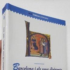 Libros de segunda mano: BARCELONA I ELS SEUS DIRIGENTS. 1096-1291 - STEPHEN P. BENSCH. Lote 178962261