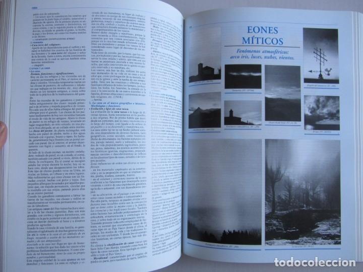 Libros de segunda mano: Diccionario de etnografia vasca. Cultura tradiiconal. Euskaldunak. Etor-Ostoa 1999 2 tomos. Completa - Foto 13 - 178965657