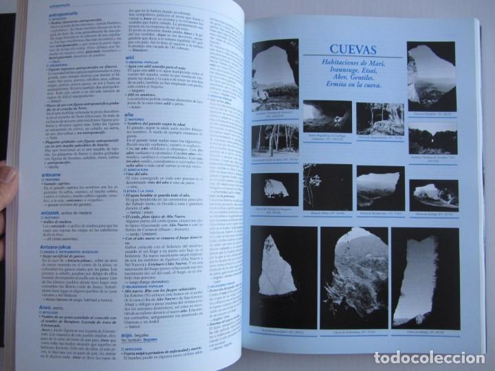 Libros de segunda mano: Diccionario de etnografia vasca. Cultura tradiiconal. Euskaldunak. Etor-Ostoa 1999 2 tomos. Completa - Foto 15 - 178965657
