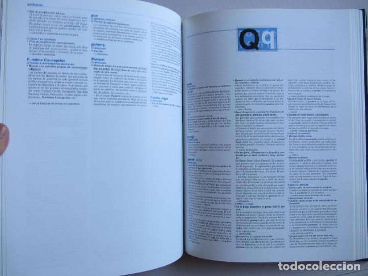 Libros de segunda mano: Diccionario de etnografia vasca. Cultura tradiiconal. Euskaldunak. Etor-Ostoa 1999 2 tomos. Completa - Foto 19 - 178965657