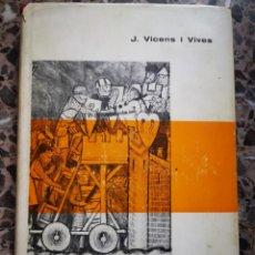 Libros de segunda mano: ELS TRASTÀMARES (SEGLE XV) J. VICENS I VIVES. Lote 179005666