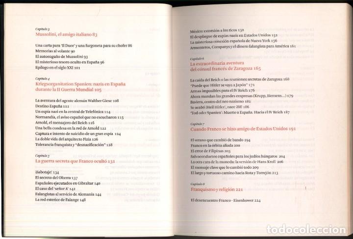 Libros de segunda mano: LOS SECRETOS DEL FRANQUISMO .- Eduardo Martin de Pozuelo - Foto 4 - 179037253