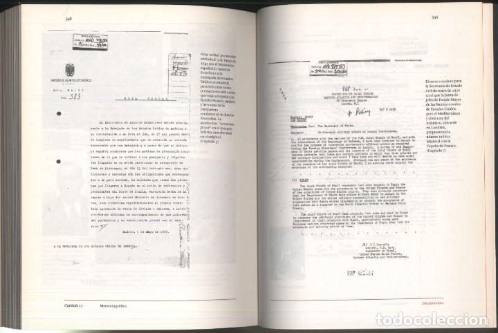 Libros de segunda mano: LOS SECRETOS DEL FRANQUISMO .- Eduardo Martin de Pozuelo - Foto 8 - 179037253