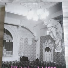Libros de segunda mano: L'INTERIOR DEL 1900 - ADOLF MAS, FOTÒGRAF - MODERNISMO. Lote 179045195
