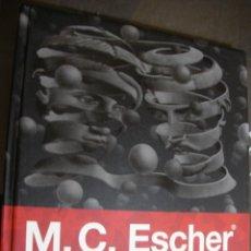 Libros de segunda mano: DESPLEGANDO A ESCHER. Lote 179110583