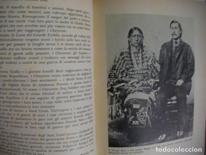 Libros de segunda mano: ENTERRAD MI CORAZON EN WOUNDED KNEE (EN ITALIANO) - DEE BROWN - HISTORIA DE LOS INDIOS AMERICANOS - Foto 2 - 179111156