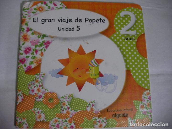 EL GRAN VIAJE DE POPETE - ENVIO INCLUIDO A ESPAÑA (Libros de Segunda Mano - Literatura Infantil y Juvenil - Otros)