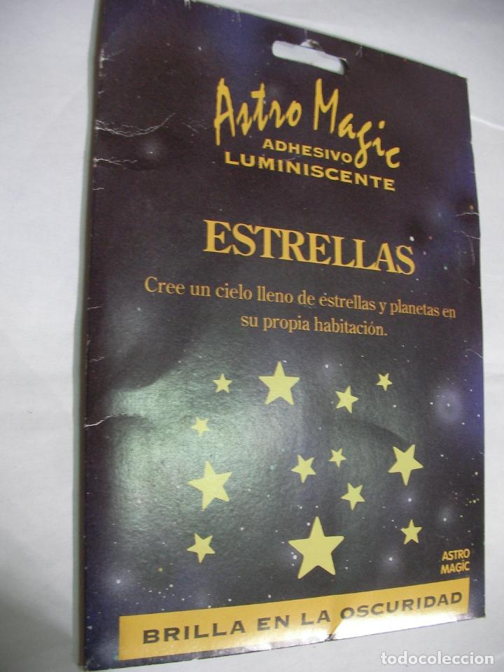 ASTRO MAGIC - ESTRELLAS CON LUMINISCENCIA (Libros de Segunda Mano - Literatura Infantil y Juvenil - Otros)