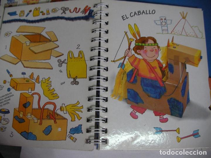 Libros de segunda mano: JUGAR CON LAS CAJAS - Foto 2 - 179111521