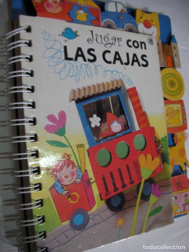 JUGAR CON LAS CAJAS (Libros de Segunda Mano - Literatura Infantil y Juvenil - Otros)